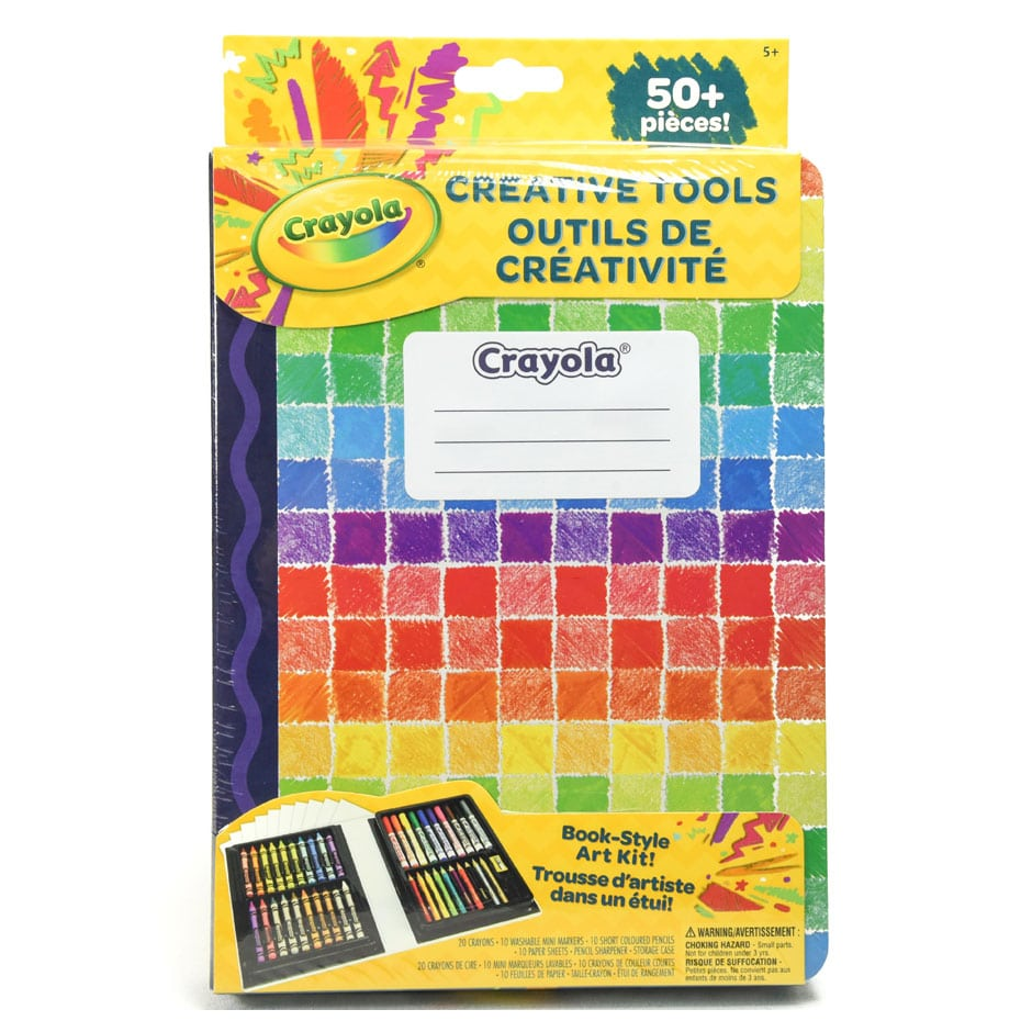 Crayola Book My Kids And And I Really Liked The Books And