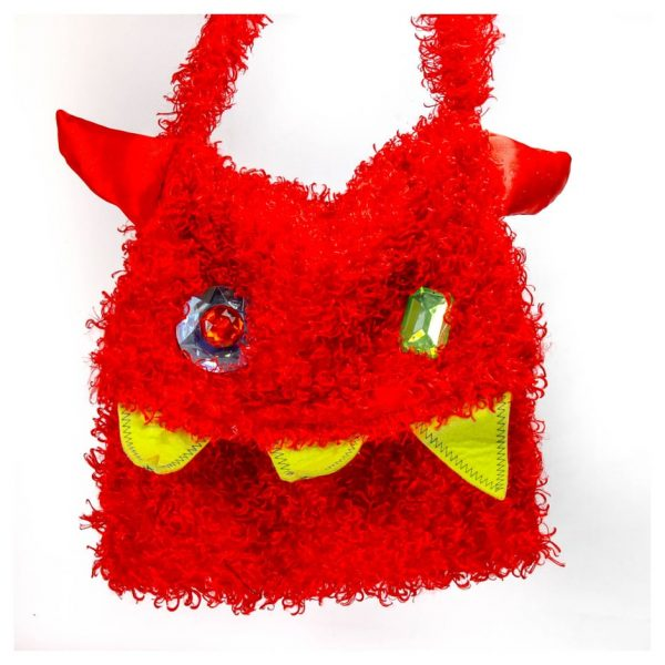 Monster Boutique Red Bag by Fashion Angels