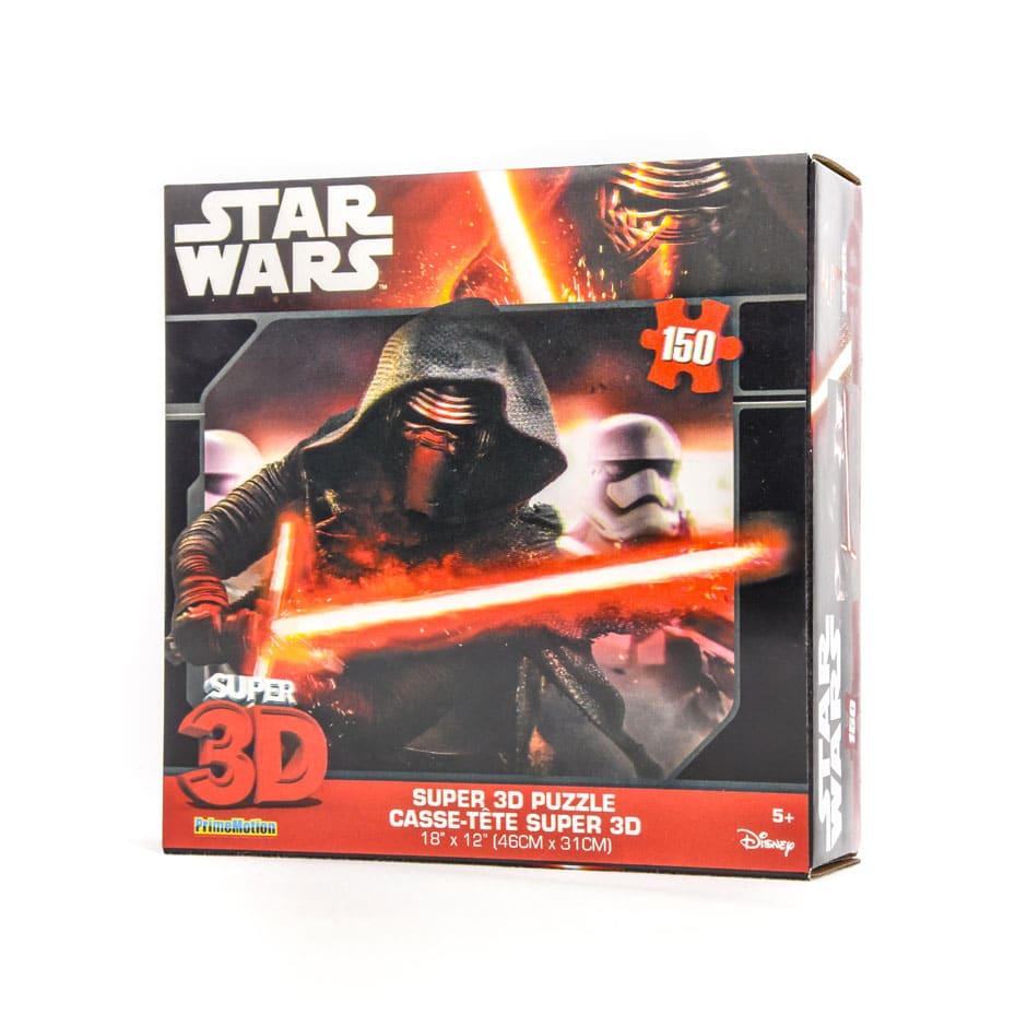 star wars super 3d puzzle samko miko toy warehouse. Black Bedroom Furniture Sets. Home Design Ideas