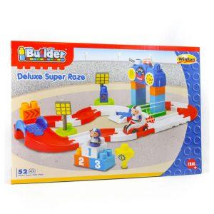 i-Builder Deluxe Super Raze 52 Piece Set
