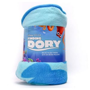 Finding Dory Micro Plush Throw Blanket