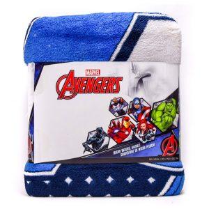Avengers Micro Plush Throw Blanket