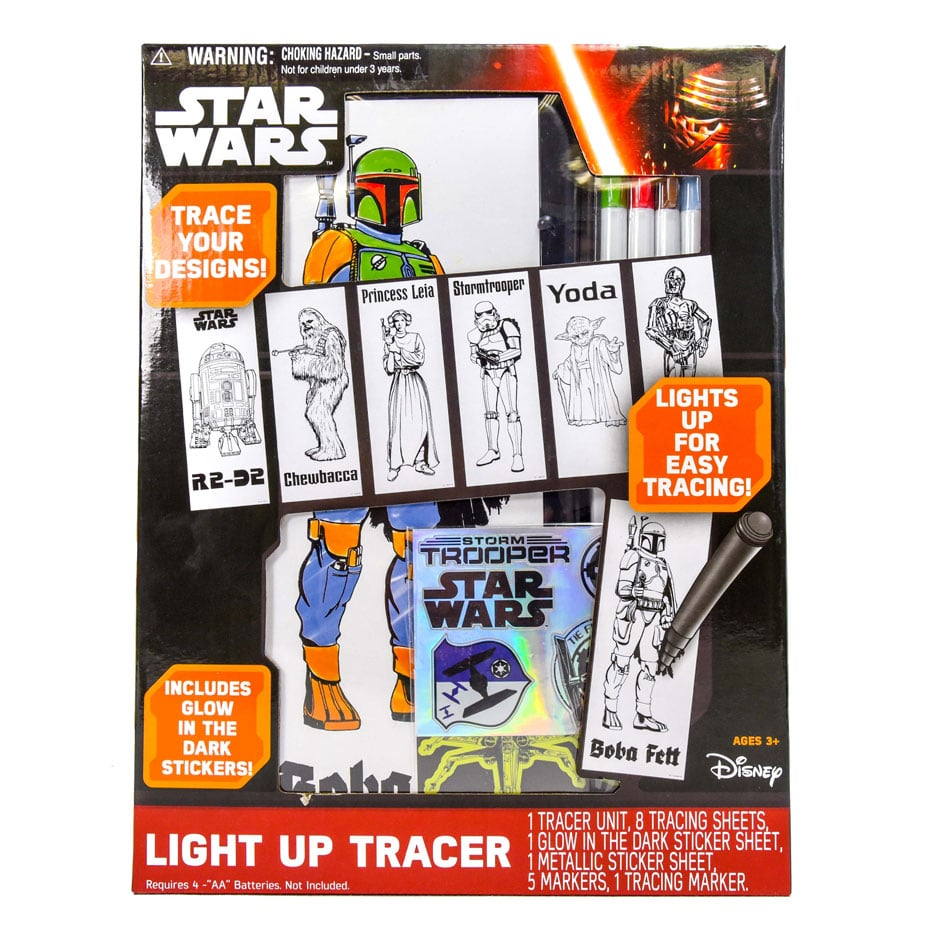 Star Wars Light Up Tracer Samko And Miko Toy Warehouse