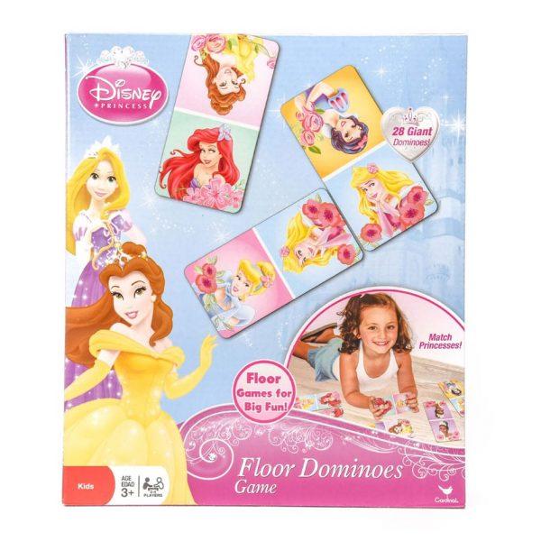 Disney Princess Floor Dominoes Game