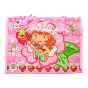 Strawberry Shortcake Re-usable Bag with Zipper