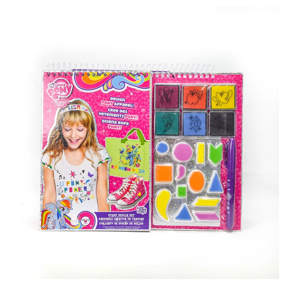 My Little Pony Stamp Design Set