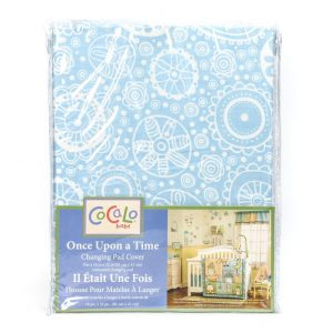 CoCalo Baby Once Upon a Time Changing Pad Cover