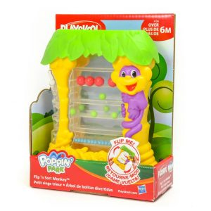 Playskool Poppin' Park Flip N' Sort Monkey