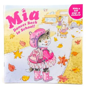 Mia Dances Back to School