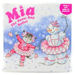 Mia the Snow Day Ballet