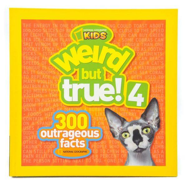 National Geographic Kids: Weird But True! #4