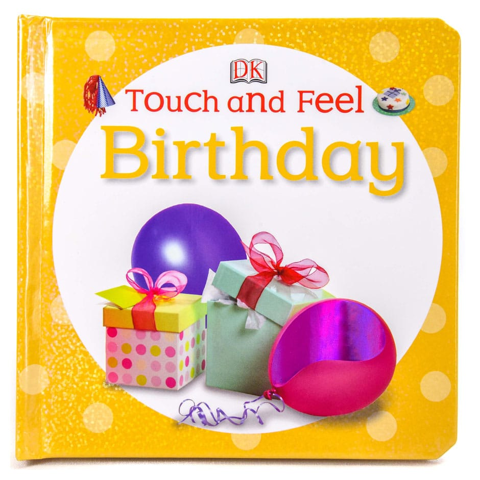 Touch And Feel Toys : Touch and feel birthday samko miko toy warehouse