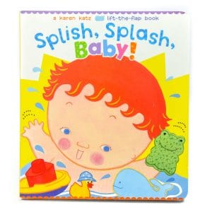 Splish, Splash Baby!