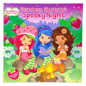 Strawberry Shortcake: Spooky Night