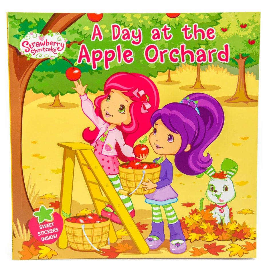Strawberry Shortcake: A Day at the Apple Orchard