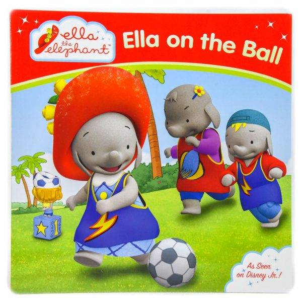 Ella on the Ball