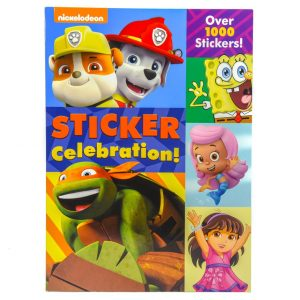 Nickelodeon Sticker Celebration