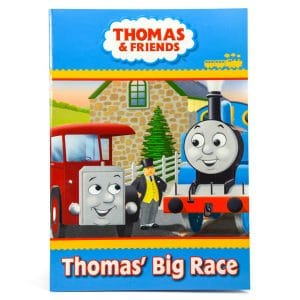 Thomas' Big Race