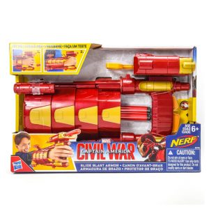 Iron Man Slide Blast Armor