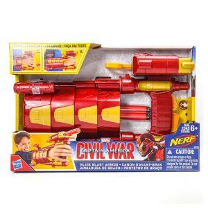 Iron Man Slide Blast Armor