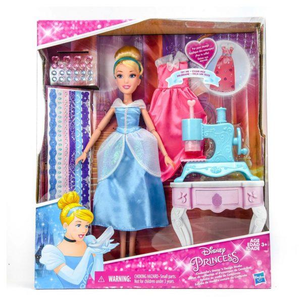 Cinderella's Stamp 'n Design Studio