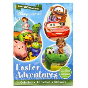 Disney Pixar Easter Adventures