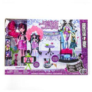 Monster High Dance the Fright Away Playset