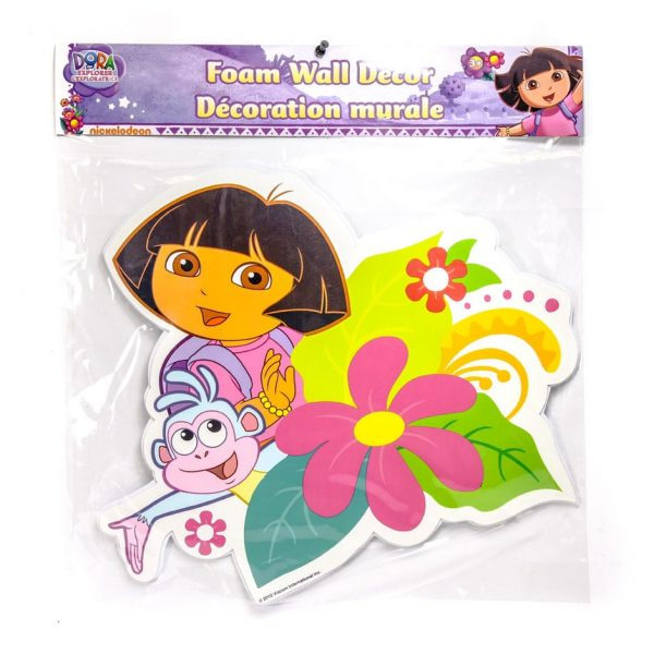 Dora Foam Wall Décor