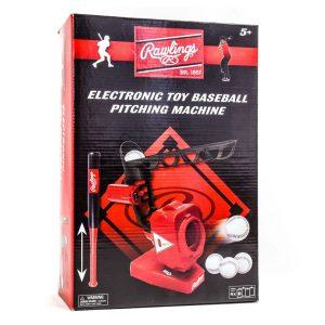 Rawlings Electronic Toy Baseball Pitching Machine