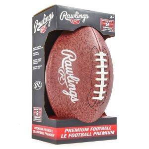 Rawlings Official Size Premium Football