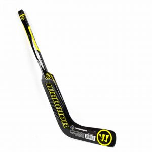 "Warrior Mini 25"" Composite Hockey Goalie Stick - Yellow (Regular)"