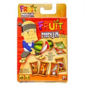 Fruit Ninja Card Game