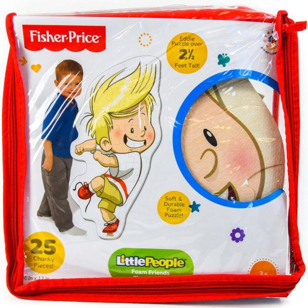 Fisher-Price 2 Foot Puzzle - Eddie