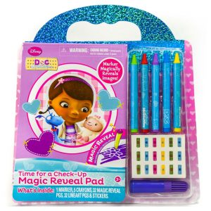Doc McStuffins Time for Check-Up Magic Reveal Pad