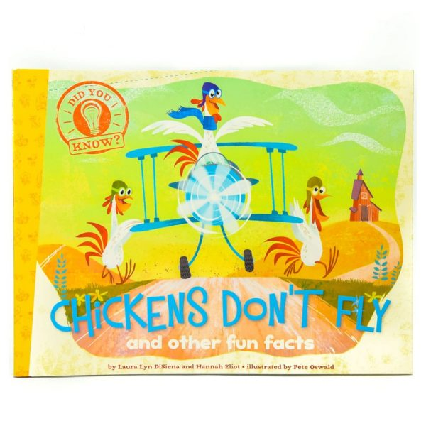 Chickens Dont Fly and other fun facts