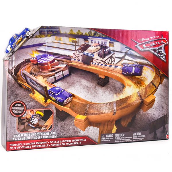 Disney Cars Race Track