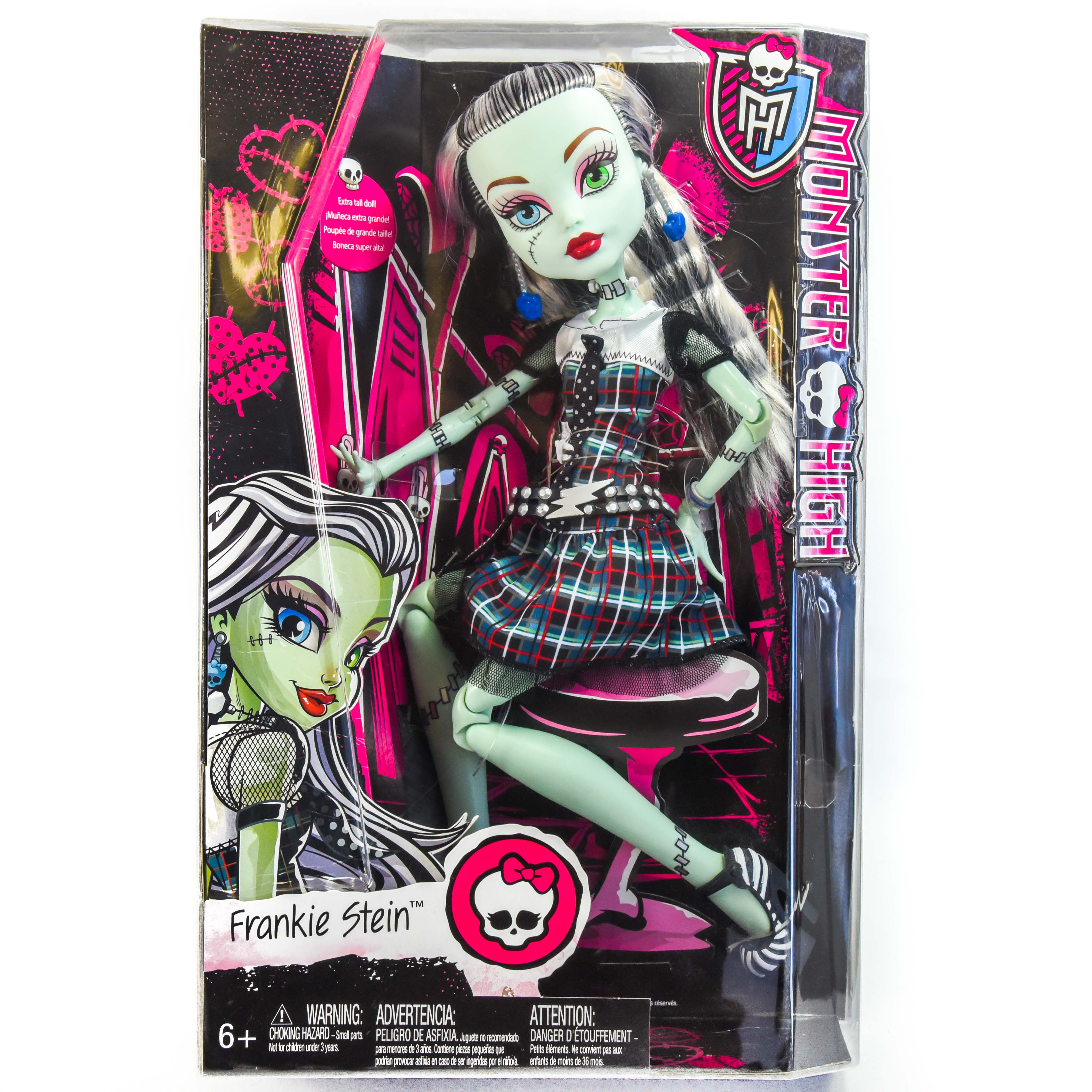Monster High 17 Frankie Stein Doll