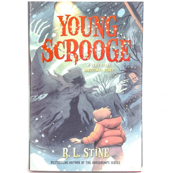 Young Scrooge Book