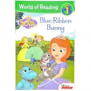 World of Reading Blue-Ribbon Bunny