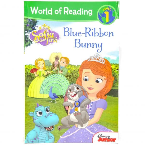 World of Reading Blue-Ribbon Bunny