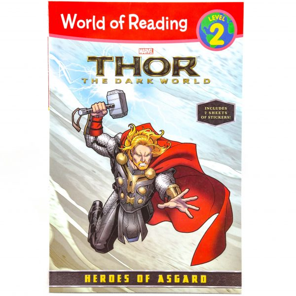 World of Reading Thor the Darkworld