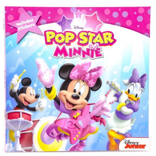 Disney Pop Star Minnie