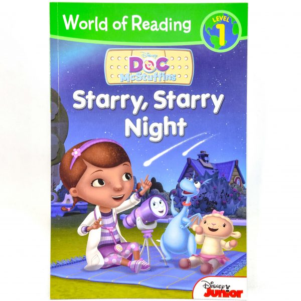 Doc McStuffins Starry, Starry Night