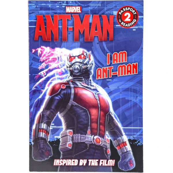 Marvel Book Ant-Man