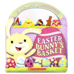 Easter Bunny's Basket: A Lift-the-Flap Adventure