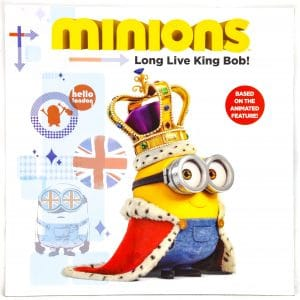 Minions Long Live King Bob