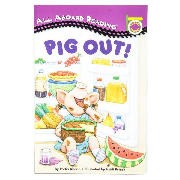 Pig Out! (All Aboard Reading: Picture Reader)