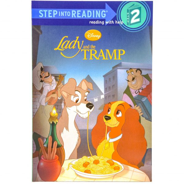 Lady and The Tramp Book