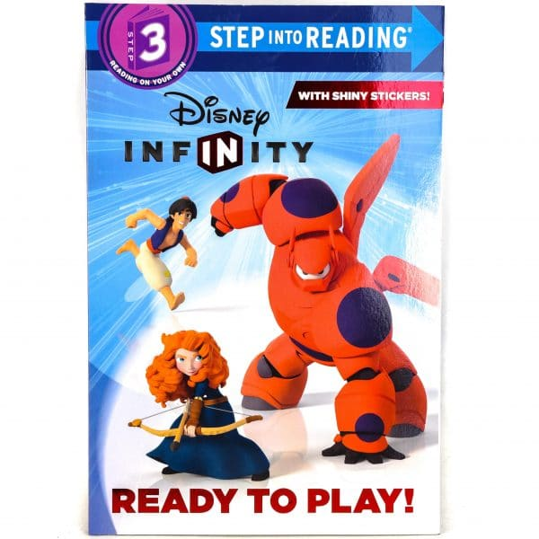 Step into Reading Disney Infinity