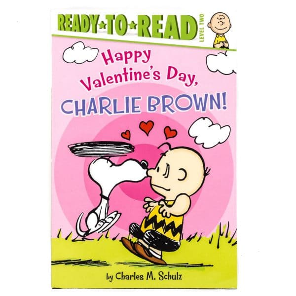 Happy Valentine's Day, Charlie Brown! (Ready-To-Read: Level 2)